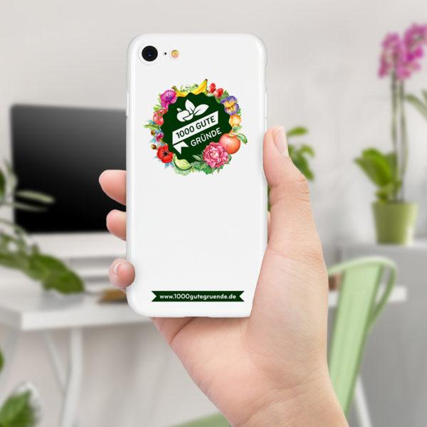 1000 Gute Gründe Smartphonehülle