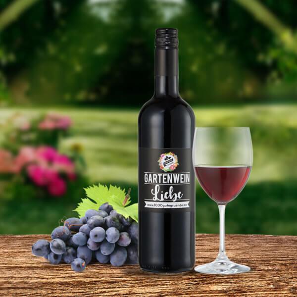 """Gartenwein """"Liebe"""", Pinot Noir, trocken"""
