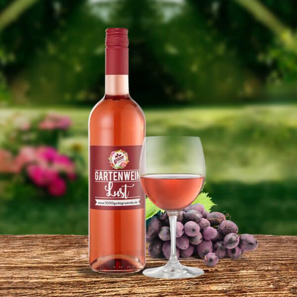 """Gartenwein """"Lust"""", Pinot Noir Rosé"""