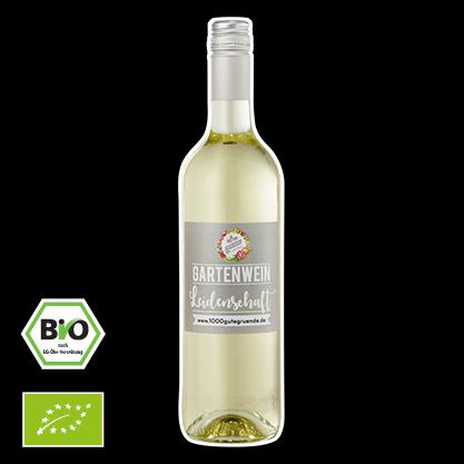 """Gartenwein """"Leidenschaft"""", Pinot Blanc, trocken"""