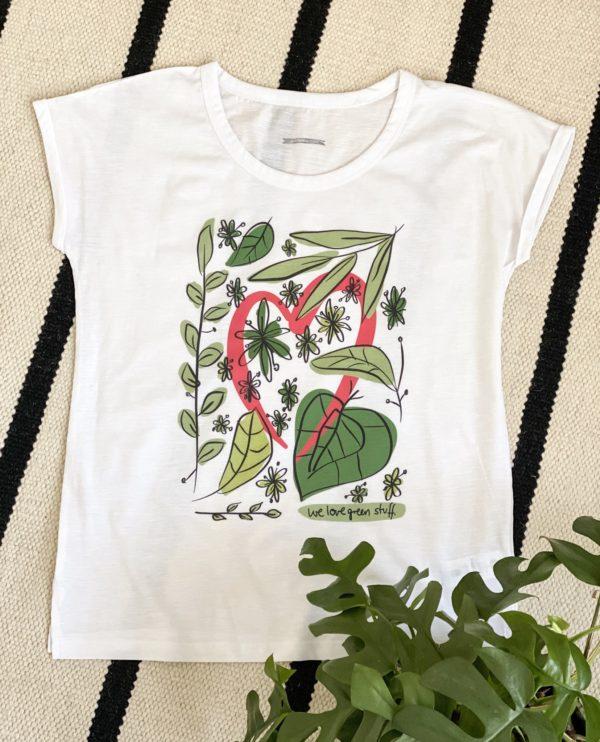 """T-Shirt """"Sophiagaleria"""" 1"""